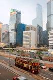 HONGKONG traffic Royalty Free Stock Images