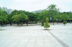 Hongkong Tuen Mun Park Royalty Free Stock Images