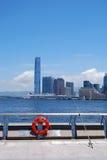 Hongkong view Stock Photography