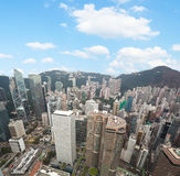 Hongkong view Stock Photos
