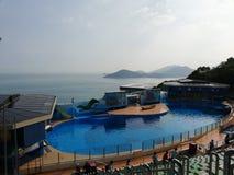Hongkong view royalty free stock image