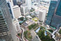 hongkong widok Zdjęcia Royalty Free