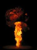 Hongo atómico fotografía de archivo libre de regalías