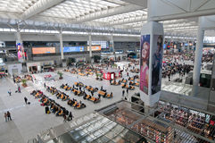 Hongqiao Station Royalty Free Stock Photos