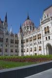 Hongrois Parlament, Budapest Photos stock