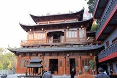 Hongshansi temple of amoy city, china Stock Photography