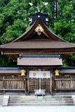 Hongu Taisha, Japan Royaltyfria Foton