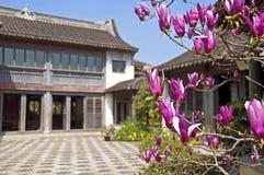 Hongyin Mountain villa in Mudu, China Stock Photos