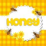 Honig Lizenzfreies Stockbild