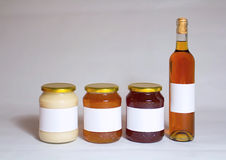 Honig stockbilder