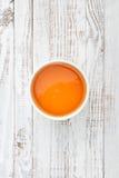Honig in der Schüssel Stockfoto