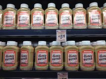 Honigbutter Stockfotografie