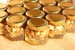 Honigglas 2 Lizenzfreies Stockfoto