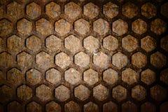 Honigkamm-Zusammenfassungshintergrund stockbild