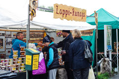Honigkaufmann Lizenzfreie Stockbilder