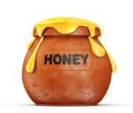 Honing Royalty-vrije Stock Afbeeldingen