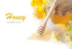 Honing royalty-vrije stock afbeelding