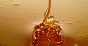 Honing het stromen stock videobeelden