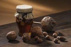 Honing met een bedrijf Royalty-vrije Stock Afbeeldingen