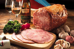 Honing Verglaasde Ham