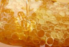 Honing, zoete honing stock afbeeldingen
