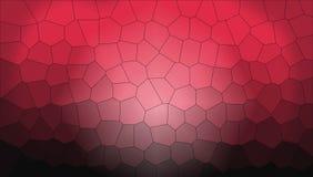 Honingraat Structurele Achtergrond stock illustratie