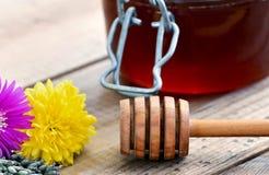 Honingslepel Stock Afbeelding