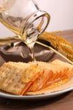 Honingsproducten Royalty-vrije Stock Afbeeldingen