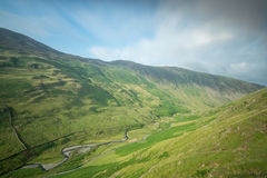 Honister Pass Lake District Stock Photos