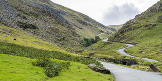 Honister Pass in the Lake District Stock Photo