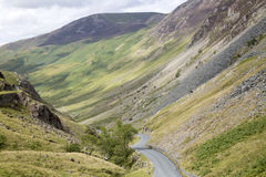 Honister Pass; Lake District; England Royalty Free Stock Image