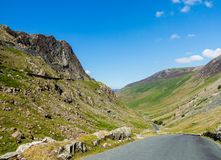 Honister pass in Lake District Stock Images