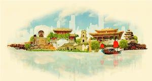 Honk Kong Zdjęcia Royalty Free