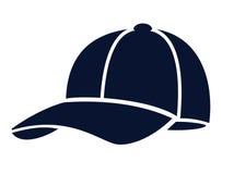 Honkbal GLB royalty-vrije illustratie