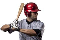 Honkbalspeler Stock Afbeelding