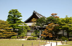 Honmaru Palace Royalty Free Stock Photos