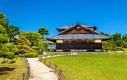 Honmaru Palace at Nijo Castle in Kyoto royalty free stock images