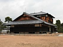 Honmaru Palace at Nijo Castle, Kyoto, Japan Stock Images