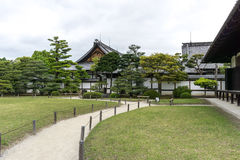 Honmaru slott Arkivbild
