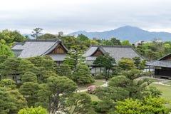 Honmaru slott Fotografering för Bildbyråer