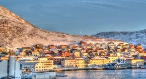 Honningsvag Norway