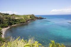 Honolua海湾夏威夷 图库摄影
