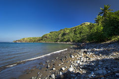 Honolua bay on the west coast of Maui, Hawaii Stock Photography