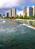 Honolulu Imagem de Stock Royalty Free