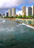 Honolulu Immagine Stock Libera da Diritti