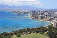 Honolulu Photographie stock libre de droits