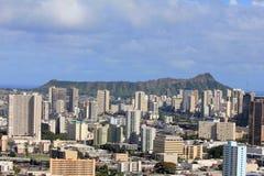 Honolulu Immagini Stock Libere da Diritti