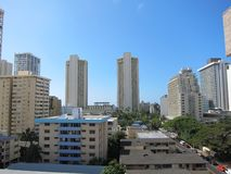 Honolulu Royalty Free Stock Photos