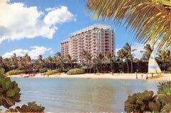 Honolulu Royalty Free Stock Photo