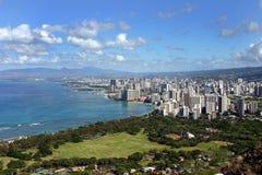 Honolulu Royalty Free Stock Photography